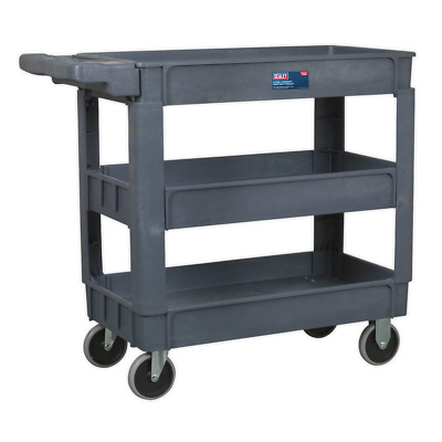Sealey Trolley 3-Level Composite Heavy-Duty - CX203