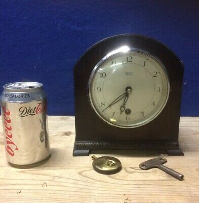 smiths enfield mantle clock. working. Small