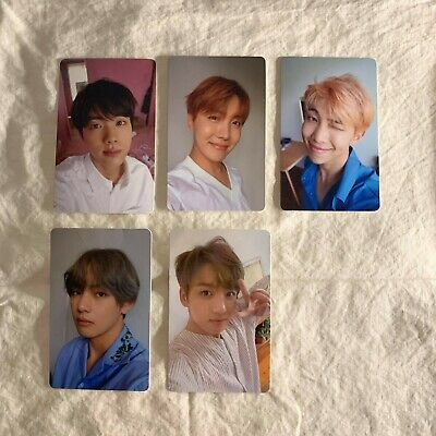 BTS Love Yourself Her L Version Official Photocards
