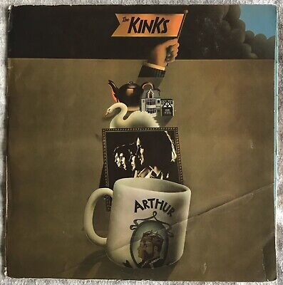 The Kinks  Arthur Or The Decline And Fall Of The British Empire vinyl Record LP