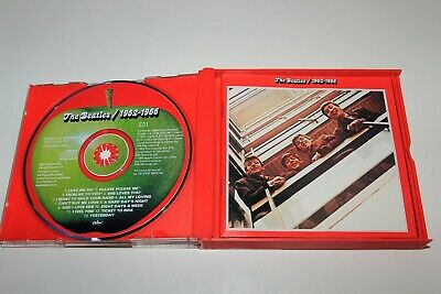 The Beatles - 1962-1966 : The Red Album - The Beatles (2)CD 's