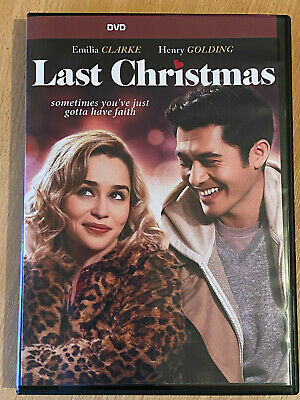 Last Christmas [DVD] 2019 - Fast Dispatch