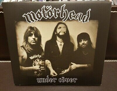 MOTORHEAD CD UNDER COVER (2017) Excellent Condition From A Personal Collection.