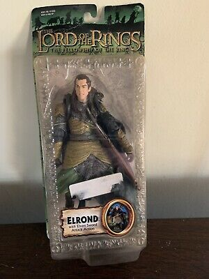 Lord of the Rings *Fellowship of the Ring* Elrond (Toy Biz)