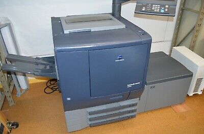 Konica Minolta Bizhub Press C6000 with Creo IC-307 Controller