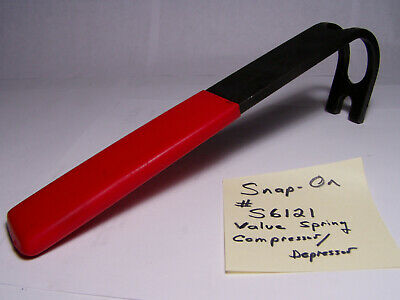 Snap-on Tools Valve Spring Compressor  Depressor Tool S6121 - Made in USA