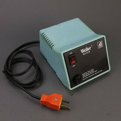 Weller WTCPS  Soldering Iron Base Model BASE ONLY Tested Working