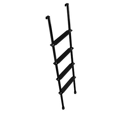 La 460B Bunk Ladder 60' Black