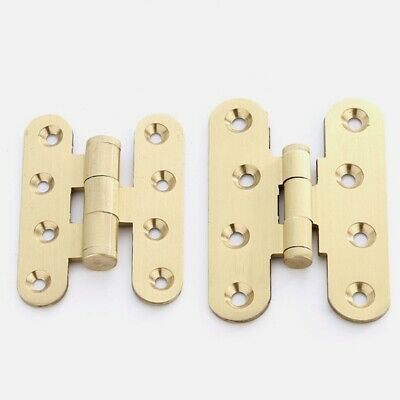 Decorative Brass Hinges Butterfly Kitchen Cabinet Cupboard Door Butt Hinges