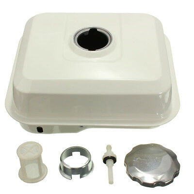 Engine Fuel Gas In-Tank W/ Filter Cap Petcock Fit For Honda GX160 5.5HP   //