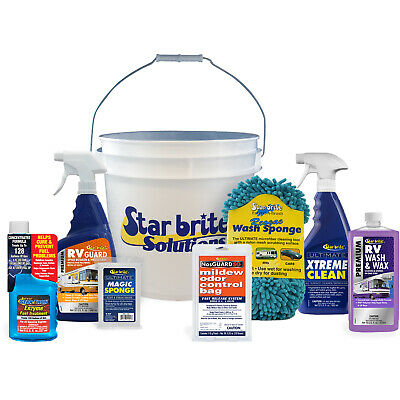 073702 Rv Care In A Bucket 3 1/2 Gal
