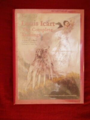 LOUIS ICART: COMPLETE ETCHINGS By Etc. - Hardcover