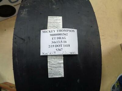 1 New Mickey Thompson Et Drag 34 13.5 16 Drag Slick Tire 90000001562 Q9