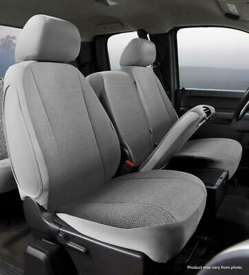 Fia TRS47-20 GRAY TRS40 Solid Wrangler Solid Gray Seat Cover Front Split Seat 40//20//40//Saddle Blanket