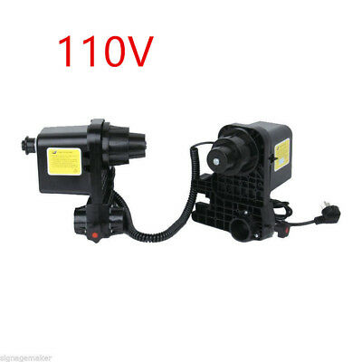 Automatic Media Take up Reel Two Motors No Steel Pipes for Mutoh/ Mimaki/ Roland