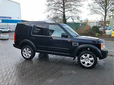 Land Rover Discovery 3 HSE 2.7 V6