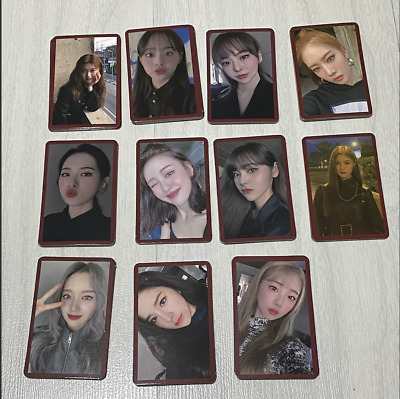 Loona Mini Album [#] Mmt Exclusive Photo Card Mymusictaste