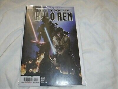 Star Wars The Rise Of Kylo Ren #3 Crain Nm 1St Print Marvel Comics 2020