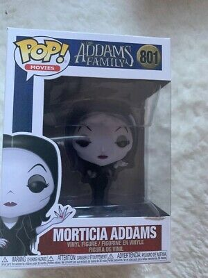 Funko Pop! Television: The Addams Family - Morticia Vinyl Figure