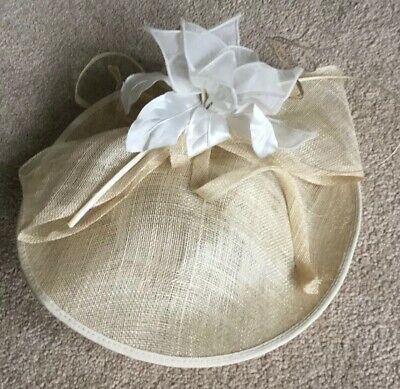 Hat Studio . Hatinator/ Fascinator. On Headband . BNWT . Was £150