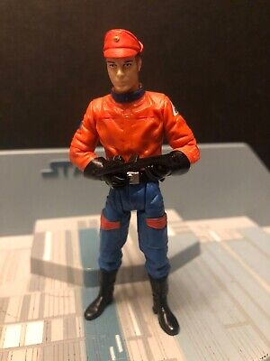 Star Wars  Action  Figure -  Imperial Officer -Star Tours Boarding Party