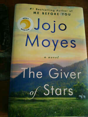 The Giver of Stars by Jojo Moyes-2019 Hardcover Book