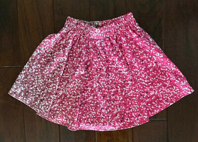 NWOT Zara Terez Girls Star Skirt Size Large