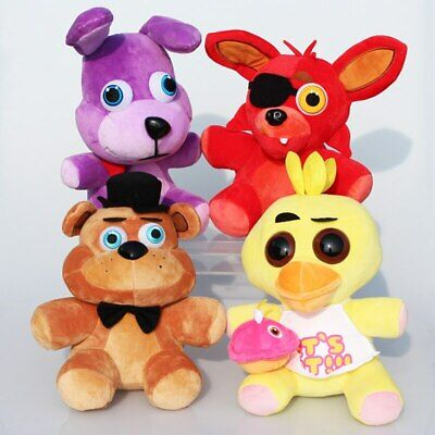 Five Nights At Freddy's Plush Doll Toy, 10 Inch. Choose your favorite