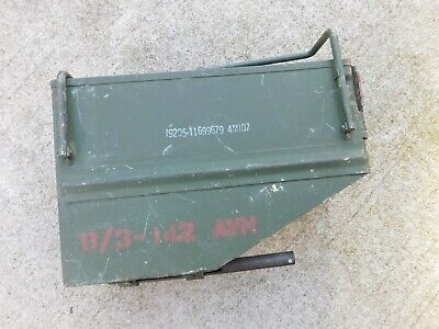 U.s. M-60D Mg 200 Round Ammo Can