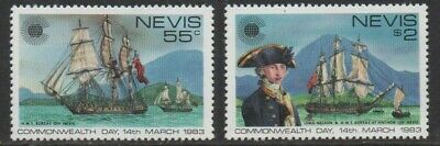 #NEW# - Nevis - Commonwealth Day March stamp issue 1971 - MNH
