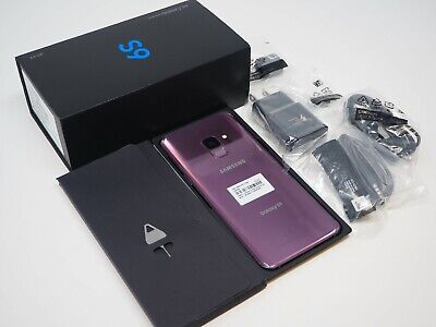 Samsung Galaxy S9 SM-G960U Lilac Purple 64GB Verizon T-Mobile AT&T Unlocked