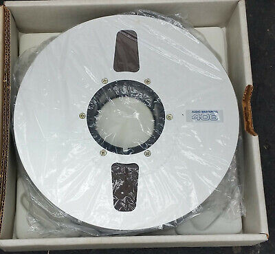 "Ampex 406 2"" Audio Mastering Tape 2500"