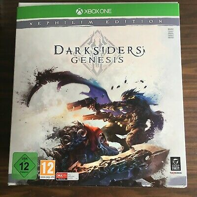 Darksiders Genesis Nephilim Edition Xbox One brand new unopened THQNORDIC