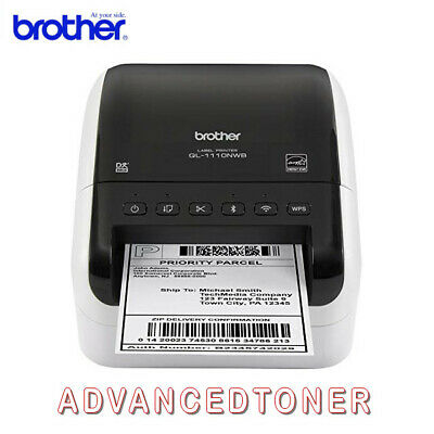 Brother QL-1110NWB Wireless Professional Label Printer with 3 Year Warranty