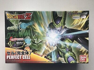 Bandai - Dragon Ball Z - Perfect Cell Figure - rise Standard Model Kit AUTHENTIC