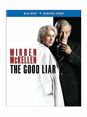 The Good Liar (Blu-ray*) 2020 w/ Slip Cover *FREE SHIPPING*