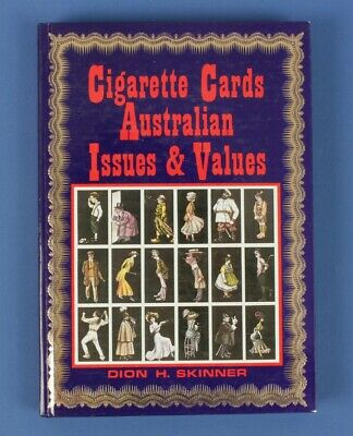 COLLECTIBLES Cigarette Cards : Australian Issues & Values by Dion Skinner