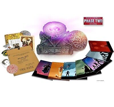 Marvel Cinematic Universe Phase Two Blu-ray Collector's Box Set