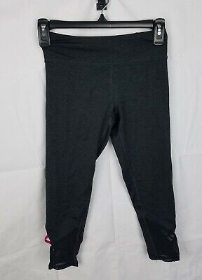 Old Navy Active Go-Dry Capri pants athletic fitness girls size medium 8