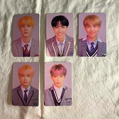 BTS Love Yourself Answer L Version Official Photocards