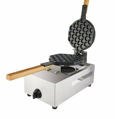 GAS Type Egg Waffle Maker |  Rotated Bubble Waffle Machine Voltage: GAS