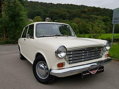 1968 Morris 1100, stunning show condition car