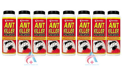 PestShield Ant Killer Powder Ants Cockroaches Insects Killer Indoor&Outdoor 240g