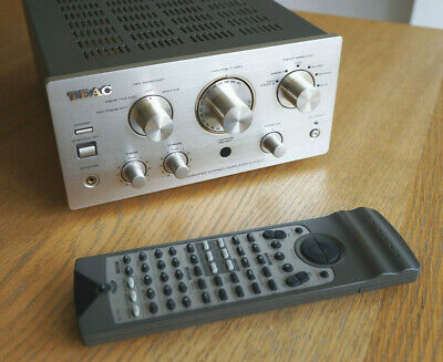 Teac A-H300 amplifier with remote control