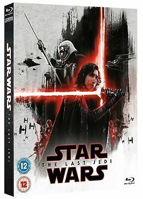 STAR WARS THE LAST JEDI (The First Order Limited Edition Sleeve)(2 DISC BLU RAY)