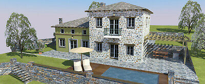 Beautiful Sea View Building Plot with Permission in Agios Ioannis, Pelion Greece