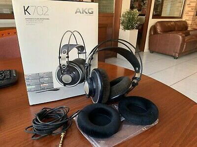 AKG K 702 Headband Headphones - Black
