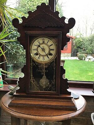 Ansonia American Ginger Bread Clock
