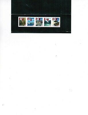 CANADA 2006  DEFINITIVES SET die cut from Q.PACK  cat #2189++ $9.00 LOT 763b