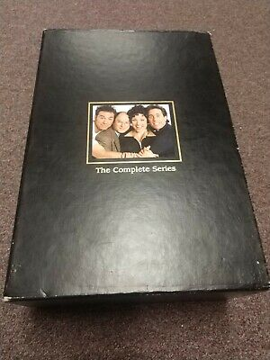 Seinfeld The Complete Series with The Coffee Table Book